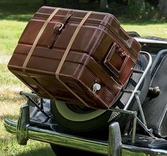 kingmeson:  Orvis Leather Cooler makes your picnic or tailgate party unlike any other. Value - $1,000