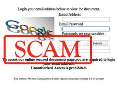 """Beware! A new phishing scam is on prowl. Here, you receive an email with the subject """"Documents"""" that leads to a webpage which appears more like a Google Drive sign-in page where you are instructed to provide personal information. Google has warned PC users not to enter any personal information as it is a scam. All those PC users who have already provided account information are expected to reset the password to avoid any untoward incident. #phishing #phishingmail #googledocsphishing"""