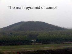 Pyramids of China. Pyramids around the world