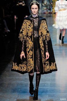 Dolce & Gabbana2012 a/w