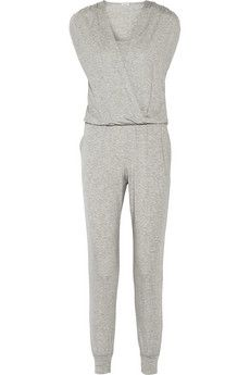 Splendid Stretch-jersey jumpsuit | NET-A-PORTER