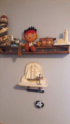 pirate room decor toddler