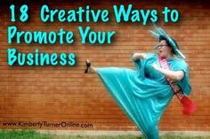 18 Creative Ways to Promote Your Business