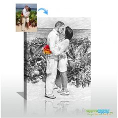 A nice couple with romantic moment on pencil sketch for your wall by snappy canvas. Photo Canvas, Canvas Art, Canvas Prints, Pet Portraits, Family Portraits, Photo Sketch, Oil Portrait, Romantic Moments, Pencil