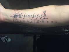 Lower Sleeve Nice Physics Drake Equation Tattoo
