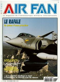Air Fan 2000-11 (264) Rodger Cabiac | French | 43 Pages | PDF | 32 MB