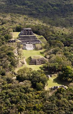 """Maiden of the Rock"" - the Xunantunich Maya Ruins in Belize"