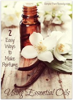 Is Your Perfume Poisoning You? (and some non-toxic DIY recipes!) // deliciousobsessions.com