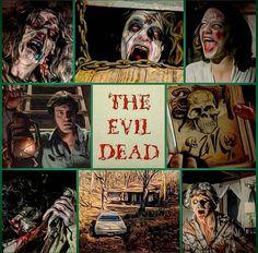 Classic Movie Posters, Classic Horror Movies, Movie Poster Art, Evil Dead 1981, Ash Evil Dead, Evil Dead Series, Adventure Film, Best Horrors, Horror Art