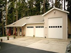 Barn plans on pinterest rv garage garage plans and garages for Shop house combination plans