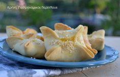 Παραδοσιακά χανιώτικα καλιτσούνια - cretangastronomy.gr Garlic, Vegetables, Cake, Food, Decor, Pie Cake, Dekoration, Pie, Decoration