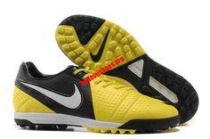 hot sales 22325 e43a8 Nike CTR360 Libretto III Turf - Yellow Black White  56.98 Mens Soccer  Cleats, Nike Soccer