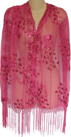 Fuchsia Peacock & Heart Sequin Fringed Evening Wrap Shawl for Prom Wedding Formal Sheer Delights,http://www.amazon.com/dp/B00674ZDI2/ref=cm_sw_r_pi_dp_U3sOsb0AJ4D3D1GB