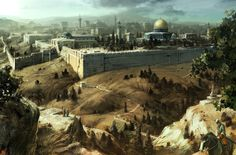 Assassin's Creed Art & Pictures  Jerusalem