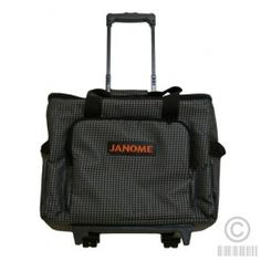 Janome sewing machine trolley case