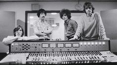 Pink Floyd starting recording their debut album 'The Piper at the Gates of Dawn' 50 years ago.