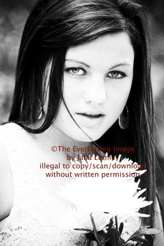 Girl Senior Portrait Denton Texas