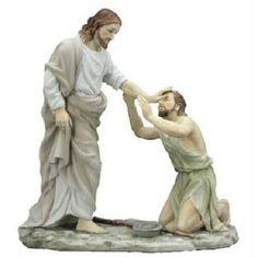 Jesus Figurines On Pinterest Figurine Jesus And Home