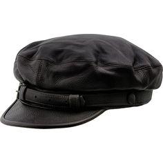 MACIEJOWKA MODEL 8 - Genuine leather Fiddler   Breton dark brown cap.  Gatsby   Irish   Newsboy style. Cap with lining. All sizes. 1892cfdf4178