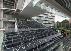 Enrique Norten completes new university campus in Mexico