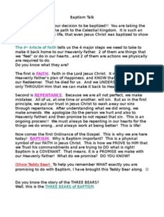 LDS Baptism Handout Scripture Study for Parents and Children Holy Ghost Lesson, Holy Ghost Talk, Baptism Pictures, Baptism Ideas, Baptism Talk, Jesus Prayer, Jesus Christ, Lds Talks, Lds Quotes