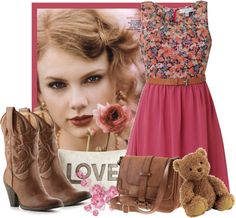 """""""Taylor Swift"""" by daisy1980 ❤ liked on Polyvore"""