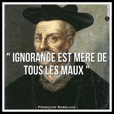 - François Rabelais -