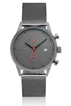 TXM086 - Grey Meshband – Tayroc - Discover The Latest In Luxury Goods