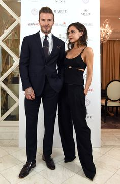 Victoria and David Beckham's Date Night Style Is Reason Enough to Fall in Love