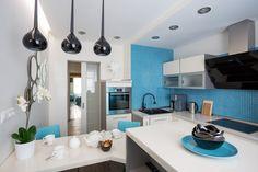 Морское притяжение - Кухня – сердце дома   PINWIN - конкурсы для архитекторов, дизайнеров, декораторов