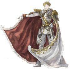 Maximilian - Valkyria Chronicles