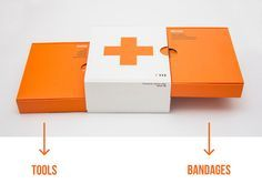 "Secondary Disaster Kits : ""second aid kit"""