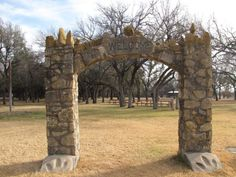 Some of the best Dinosaur Tracks are found in Comanche, Texas History. http://www.texansunited.com/comanche/city-park/