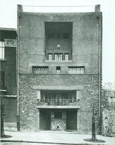 Tristan Tzara House  - Adolf Loos  1925-1926  Paris, France