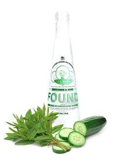 cucumber and mint | found bev
