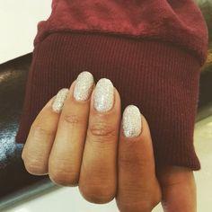 Glitter nail @nobby nails