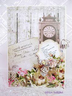 sercem tworzone: Card-mapka...