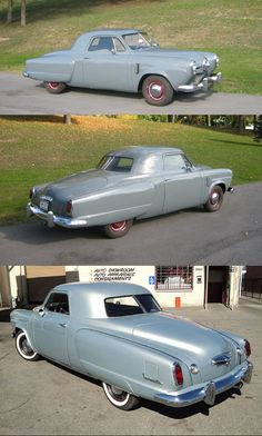1950 Studebaker Business Coupe