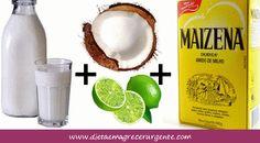 Máscara de alisamento natural com leite de coco, limão e maisena How To Make, Beauty, Food, Gluten, Hair, Slicked Hair, Short Hair, Hair Care, Culture