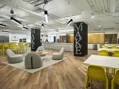 131 best wood look flooring design in offices images in - Interior design firms washington dc ...