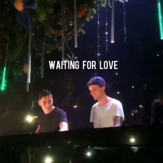 Martin Garrix and Avicii Avicii, Edm Music, Dance Music, I Love You Forever, Love You So Much, Music For You, Good Music, Tim Bergling, Waiting For Love