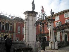 LISBOA S.O.S.: Jardins do Palácio Fronteira.