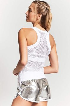 Product Name:Active Mesh Panel Top, Category:Activewear, Price:14.9