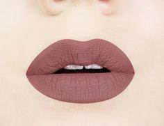 Aromi Beauty Sepia Brown Liquid Lips