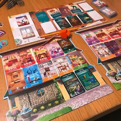 "110 Likes, 2 Comments - Board Game Meeple BGG (@boardgamemeeple) on Instagram: ""Dream Home! Perfect game for families and younger gamers (got beaten again!)."""