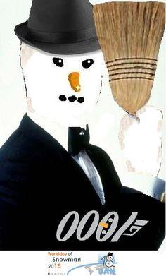 My name is Man. Snow Man.