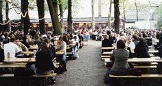 Der Prater Biergarten, one of Berlin's oldest and greatest beer gardens, right on the Kastanienallee. More information on Berlin: visitBerlin.com