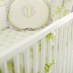Fresh Lavender Baby Bedding and Nursery Kid Sets in Bedding : Girls Baby Bedding at PoshTots