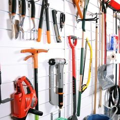Garage Wall Organization Solution. www.tgocarizona.com