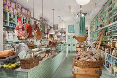 Lina Stores London...Italian Provisions